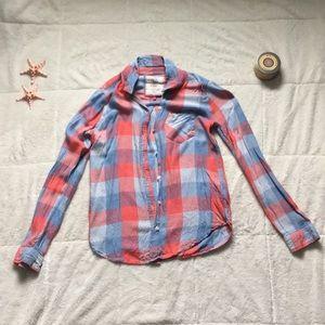 SO flannel shirt